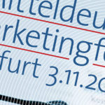 2. Mitteldeutsche Marketingforum, Flyer