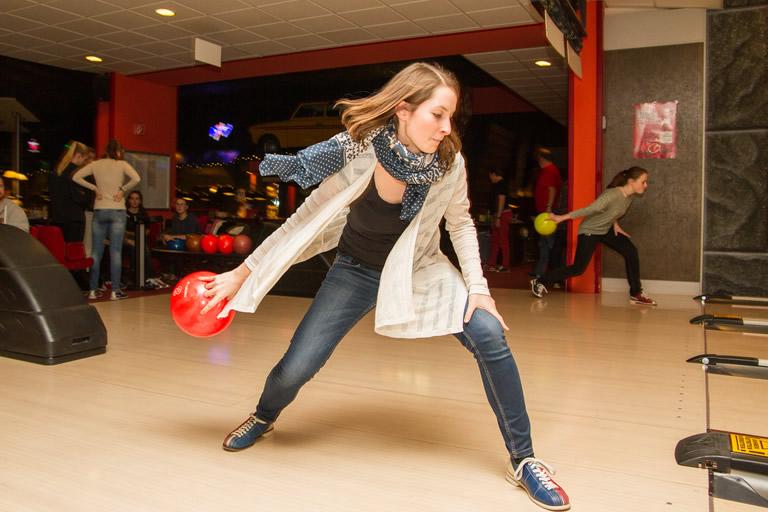 Weichnachtsfeier 2015, clickstorm beim Bowling /3/
