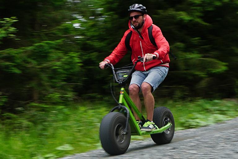 Firmenausflug Oberwiesenthal - Monsterroller, Enrico