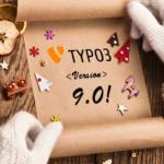 Weihnachten Wunschzettel, TYPO3 9.0