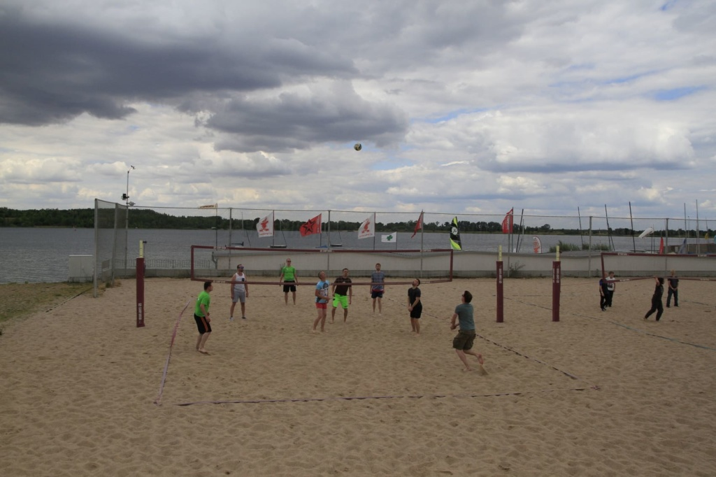 Beachvolleyball