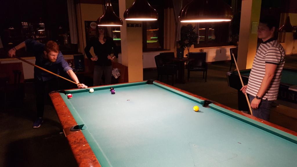 Pool Billard