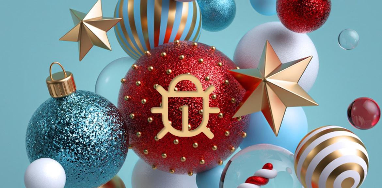 xDebug-Phpstorm-TYPO3, Weihnachtskugeln mit Bug